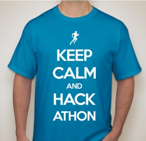 Keep calm and hackathon!